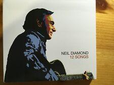 12 Songs (Special Edition) [Digipak] by Neil Diamond (CD, Nov-2005, Columbia (US