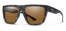 Smith The Comeback Chromapop Polarized Sunglasses Matte Tortoise Brown 58-19-140