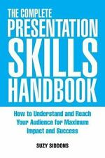 The Complete Presentation Skills Handbook: How to Understand and Reach-ExLibrary