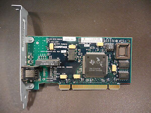 Compaq PCI 10BT Network Card ©1996 p.n. 242501-001 GUARANTEED Working