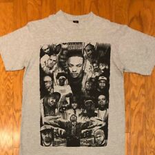 Mint Iced Out Clothing Co Legends Of Rap Parental Advisory Sketch T Shirt Size M