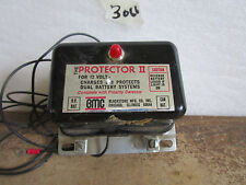 Dual Battery Protector II Blackstone MFG 12Volt  Charges and Protects