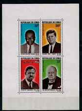 TIMBRES CONGO  BLOC n°4  NEUF**