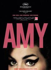 AMY WINEHOUSE Affiche Cinéma / Movie Poster 160x120 Neuve