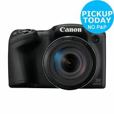 Canon Powershot SX430 20MP 45x Zoom 3 Inch Screen WiFi Bridge Camera - Black