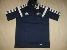 Akron Zips Adidas Polo Shirt New W/Tags Men's Small Adult UA NCAA Zippy Ohio