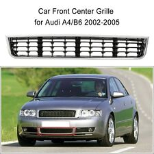 Car Front Lower Bumper Center Grille for Audi A4/B6 2002-2005 2004 03 CA00