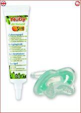 Nuby Gum-Zee dentition avec tout naturel de dentition gel, 15 g