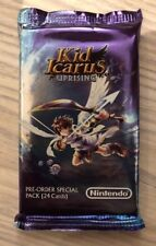 Nintendo 3DS Kid Icarus AR Cards Pre-Order Special Pack 24 Cards - New Sealed
