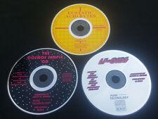 Ecstatic Acid Bytes, LF-oids & Cosmos - TB303, SH101 - Zero G Sample CDs