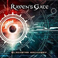 Blackstar Machinery - Raven's Gate (2017, CD NEUF)