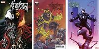 Marvel 2019 Venom # 20 AC Main + Codex + Pham 2099 Variants  2019 NM 11/27