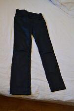 Pantalon COMPTOIR DES COTONNIERS - cire enduit huile - 38 - noir TBE