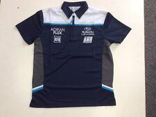 Genuine Subaru BTCC BMR Team Merchandise T-shirt Large