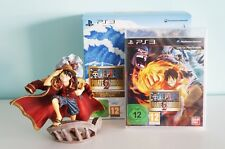 PS3 - ONE PIECE Pirate Warriors 2 - Collector's Edition NEW Manuale + Voce ITA