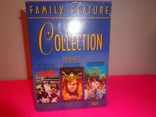 Family Features Collection - Vol 1: The Pagemaster,The Sandlot / Rookie of Year