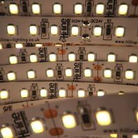 Natural White LED Strip 24V-28.8W/m- IP00-CRI90-SMD2835