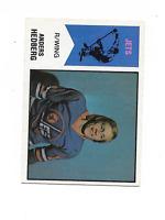 1974-75 O-Pee-Chee WHA #17 Anders Hedberg RC Rookie Winnipeg Jets