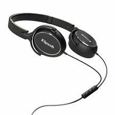 Klipsch R6i Headphones Headset iPhone iPad PC PS4 Xbox One Mic Vol Control Black