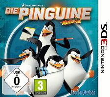 Die Pinguine aus Madagascar (Nintendo 3DS, 2014, Keep Case)