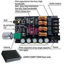 2x100W AUX Input 2-in-1 HIFI Level w/ Filter Bluetooth Digital Amplifier Board