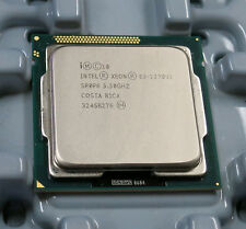 Intel Xeon E3-1270 V2 SR0P6 3.5 GHz QUAD(4)CORE CPU processor Socket LGA 1155
