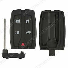 Replacement for Land Rover 2008-2012 LR2 Remote Fob Keyless Entry Shell Case Pad
