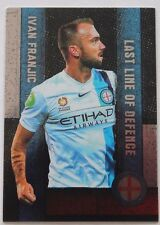 2016/17 FFA A-League Trading Cards - Ivan Franjic (Last Line of Defence LL-06)
