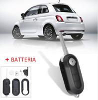 Guscio Cover Telecomando Completo Chiave FIAT 500 BRAVO DUCATO PANDA PUNTO QUBO
