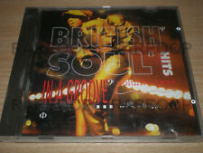 British Soul Hits In A Groove Vol 1 McKoy Michael Kay Maxeen Trichelle (CD)