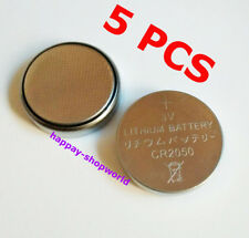 5 PCS x New Replacement 3V CR2050 Button Coin Cell Li-ion Battery