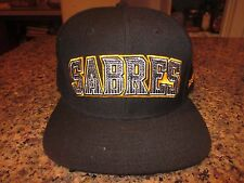Buffalo Sabres Reebok snapback baseball hat- NWT Retail $28