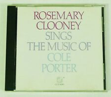 Rosemary Clooney Sings the Music of Cole Porter (CD, 1982, Concord Jazz)