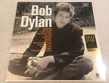 """BOB DYLAN: """"1st LP 1962"""":  2014 NEW LP REISSUE 180g VINYL + 2 Bonus Tracks!"""