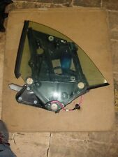 00-03 Solara Convertible Left Driver Rear Quarter Glass,Regulator & Motor