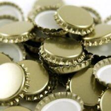 bsg 29mm Gold Crown Cap 100ct