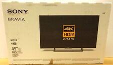 Sony XBR-49X800E 49-Inch 4K Ultra HD HDR Smart LED TV 2017 Model XBR49X800E