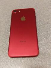 Apple iPhone 7 PRODUCT RED 128GB A1660 Smartphone **Restore error 4013