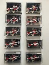 MINICHAMPS PANASONIC TOYOTA RACING F1 COLLECTION 1:43