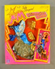 Jem Glitter N Gold Fashions Moroccan Magic 1986 Sealed Hasbro