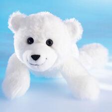 Schaffer Plüschtier Eisbär KNUT KNUDDEL weiß | Plush Polarbear 26 cm