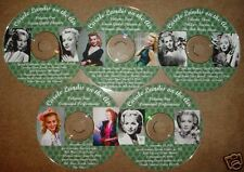 CAROLE LANDIS on the air  Vintage Radio Shows OTR-CDs