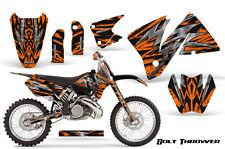 KTM 2001-2002 EXC 200/250/300/350/400/520 and MXC 200/300 GRAPHICS KIT BTOBNP