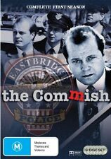 Commish : Season 1 (DVD, 2008, 6-Disc Set) - Region 4