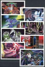 Nicaragua 1994 Aliens Außerirdische Science Fiction Block 214-221 Postfrisch MNH