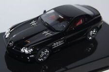 Mercedes SLR McLaren schwarz 1:43 AUTOart neu & OVP 56122