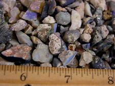 Opal Lightning Ridge,Australia mine rough 1/2 ounce 4 to 20 MM 10 to 22 pieces