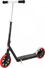 Razor A5 Carbon Lux Kick Scooter Black Extra-large Wheels Fun Ride Best Gift NEW