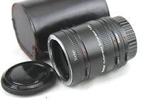 OLYMPUS OM FIT VIVITAR AT-1 Extension Tubes. 12mm, 36mm, 20mm. OM-1, OM-2, OM-4.