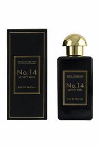 Hotel Collection/Aldi - No. 14/Velvety Rose Eau De Parfum - 100ml Perfume-New